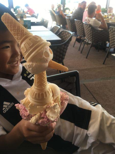 ice cafe Laguna Vrsar