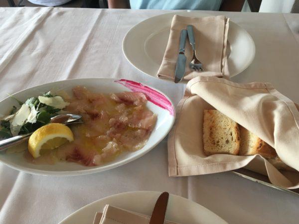 "Restoran ""Trošt"" in Vrsar"