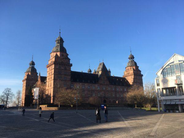 Aschaffenburg walking tour