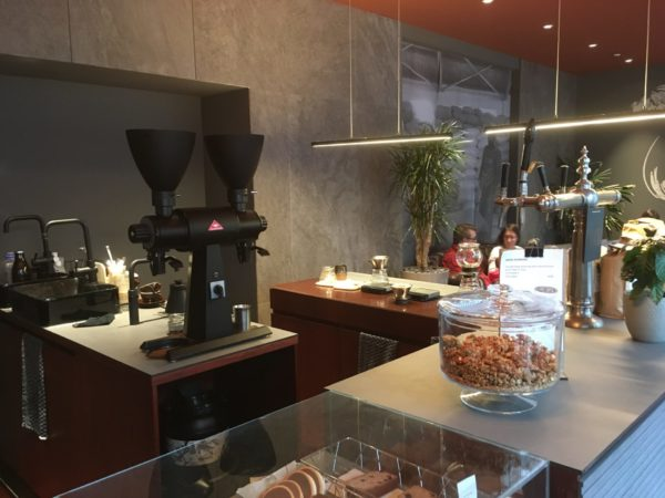Rösterei VIER CafE Düsseldorf